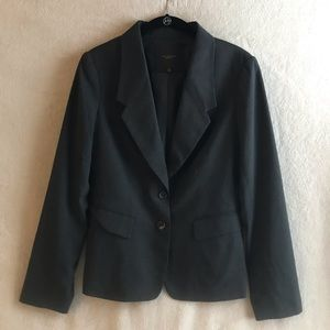 The Limited Collection Blazer Dark Gray Size 4